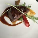 ソラシオ - +500円  牛フィレ肉のステーキ