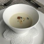 ソラシオ - じゃがいもの冷たいスープ