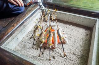 和田屋 - 個室に囲炉裏