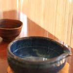 蕎麦 紫翠 -
