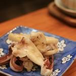 ひょうたん寿司 - 本日の唯一の焼き物