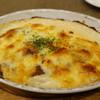 ピッツェリア グランデ バッボ - 料理写真:ミートソースのラザニア