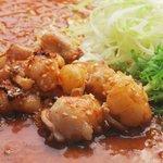 HOPE - 料理写真:【定番】 ホルモン野菜(小腸) 840円★ぷりぷりでビールにピッタリの定番鉄板メニュー♪
