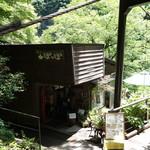 絶景カフェ ぽっぽ - 外観