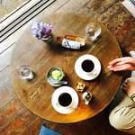 手ぬぐいカフェ 一花屋 -