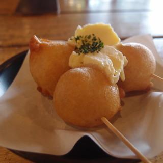 天下茶屋 - 料理写真:いもだんご