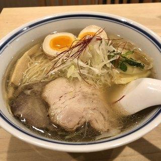 利尻昆布ラーメン くろおび - 料理写真: