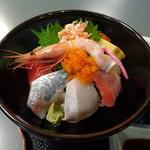 みやま - 海鮮丼