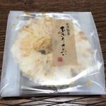 菓子蔵 せき - あさりせんべい×3枚