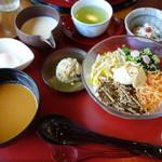 澤乃井 ままごと屋の いもうとや - 料理写真:花籠