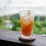 山の茶屋 楽水 - グァバジュース