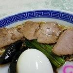 福寿 - チャーシュー