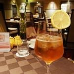 エンプレスルーム - 紹興酒ジンジャエール割