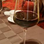 エンプレスルーム - グラスワイン
