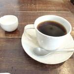 芝町カフェ - ブレンドF(優しい口当たり)