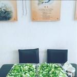 食全池上便當 重慶店 - 青菜を冷ましているところ。