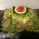 瓦そば専門店 瓦 - 元祖瓦そば(麺350g)