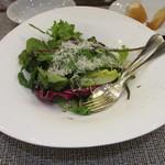 Red&Black SteakHouse  - 糸島有機野菜のフレッシュサラダ