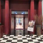 Red&Black SteakHouse  - レストランへの入口