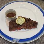 Red&Black SteakHouse  - プライムステーキ1/2ポンド