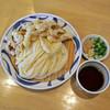 与喜饂飩 - 料理写真:いか天ざるうどん