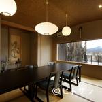 徳山鮓 - 美しい余呉湖の景色を存分に堪能できる居心地の良い部屋