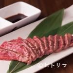 Beef&bar真吾 - お酒のお供としても、食事としても万能な『炙り和牛刺し』