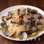 Beef&bar真吾 - 本日のパスタ