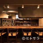 Beef&bar真吾 - 一人でも気兼ねなく、お酒や食事をゆったりと楽しめる店