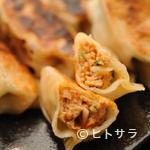 辛くり - 辛くり特製豚キムチ餃子