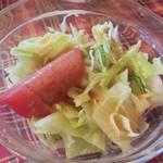 グリル一平 - サラダ