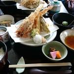 宮膳いしい - 天ぷら御膳