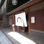 87455838 - 外観(入り口)