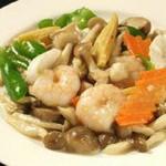 チャイナスクエア - 海鮮と野菜が優しいハーモニー海鮮さっぱ炒め