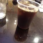 ハングリータイガー - アイスコーヒー付き