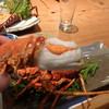 あたらしや - 料理写真:伊勢海老の卵‼