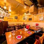 イタリアン&肉バル 北の国バル - ご宴会にも最適!大人数で盛り上がれるテーブル席♪