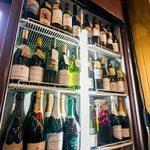 イタリアン&肉バル 北の国バル - 充実ラインアップ!あなた好みのワインが見つかるはず!!