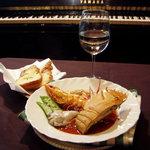 フラットファイブ - ニューオリンズの郷土料理「ガンボ」