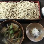 手打ち蕎麦 相生坊 - 料理写真: