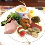 トラットリア ソメヤ - 前菜