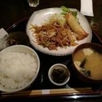 Tawawa Kitchen - 日替ランチ