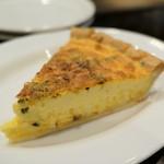 BESPOQUE - 3種チーズのキッシュ