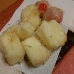 こがんこ - クリームチーズの天ぷら