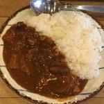 87467049 - 新宿ホルモンカレー