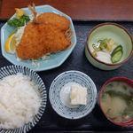 ときわ食堂 - 料理写真:Aランチ 580円