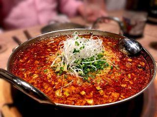 桜梅桃李 - 水煮牛肉