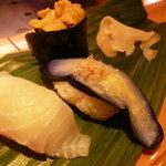 ひょうたん寿司 - 〆の茄子