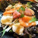 あじ彩 - あじ彩 「海鮮サラダ」