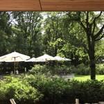レストラン デュ パルク - お席からの眺め1